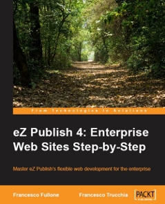 ez publish step by step